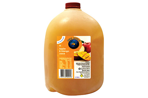 Apple & Mango Fruit Juice