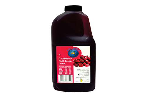 Cranberry Fruit Juice