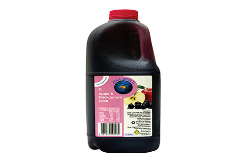 Apple & Blackcurrent Juice