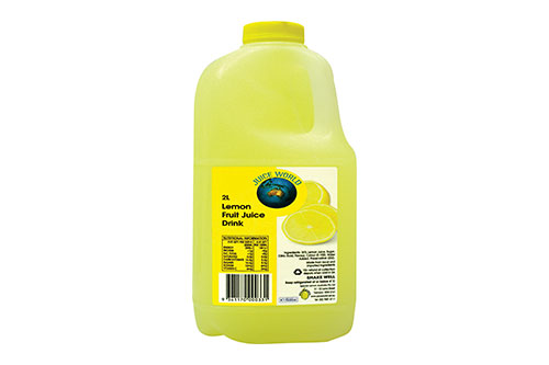 Lemon Juice Drink